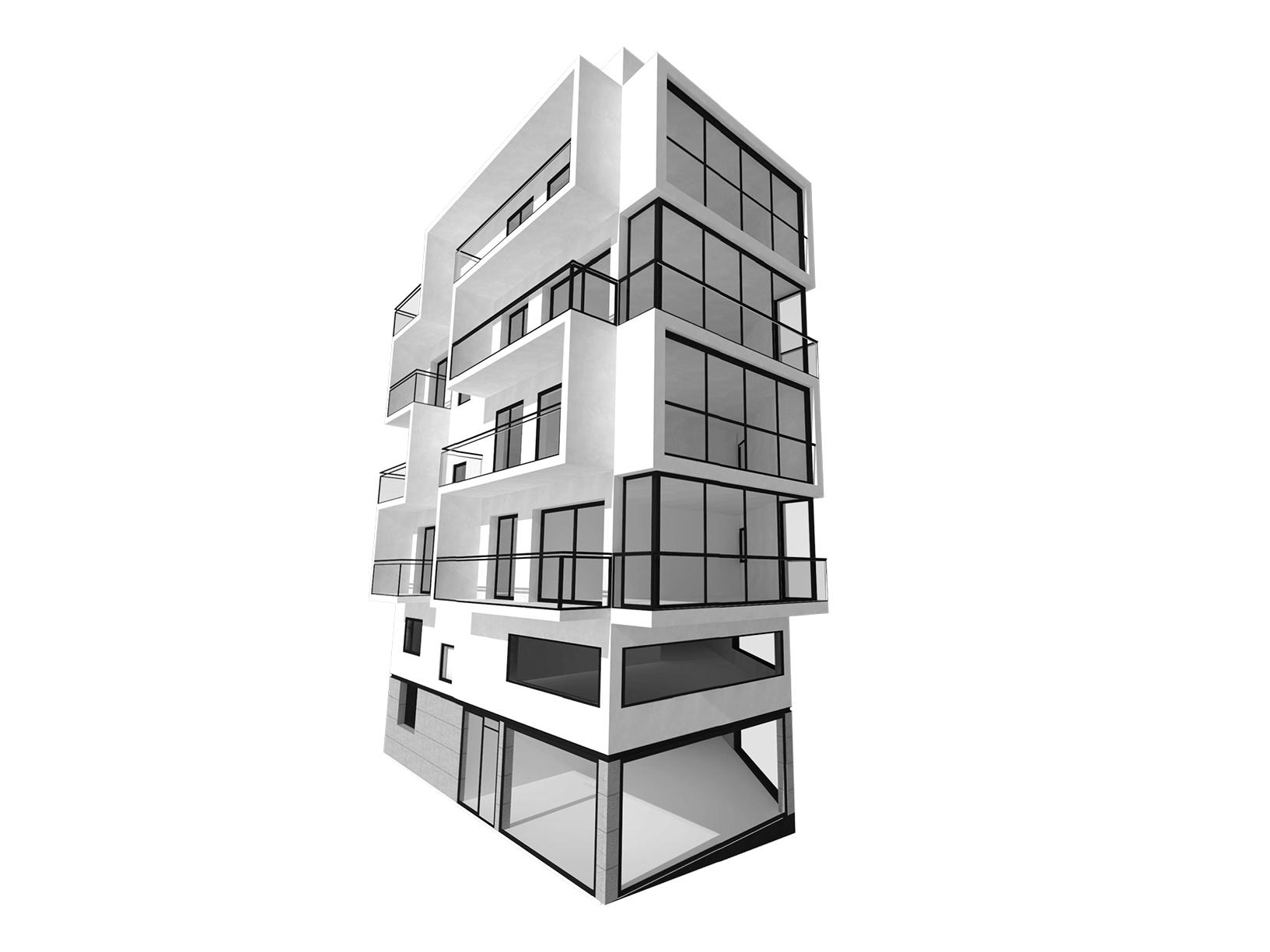 Edificio Coll i Pujol 105, Badalona - Household Makers 4.0